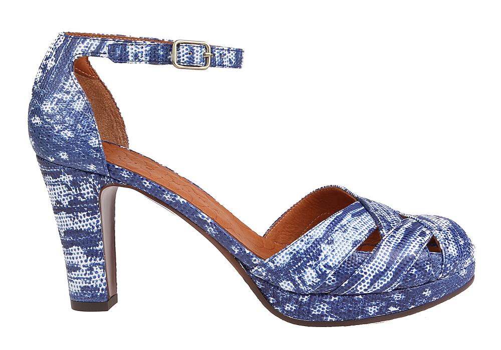 Босоножки Chie Mihara синий
