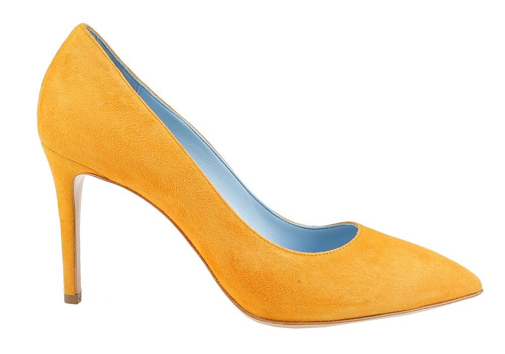 Туфли Pollini Studio желтый