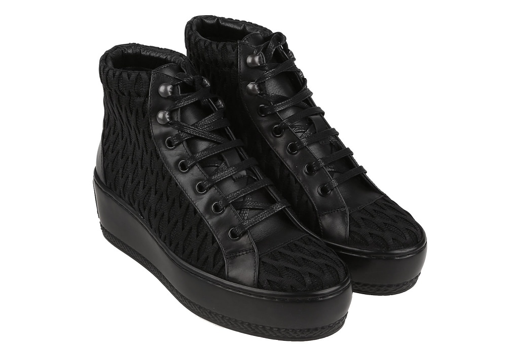 Ботинки Stephane Kelian черный