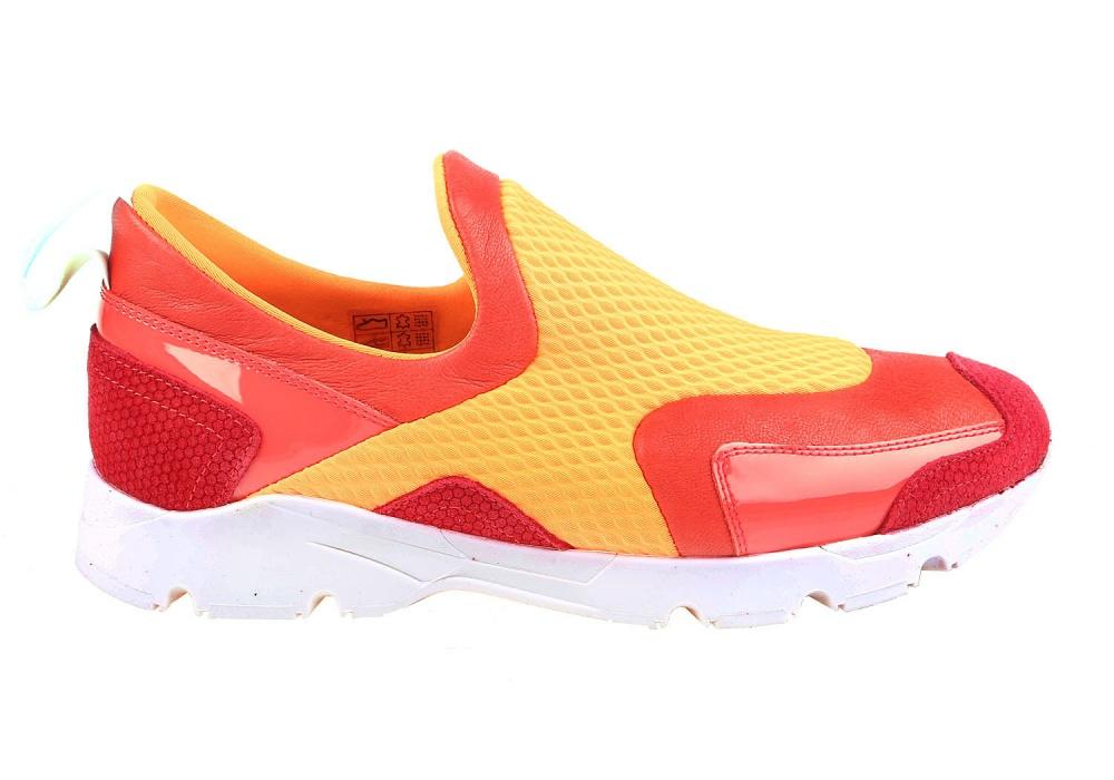 Кроссовки MM6 разноцветный