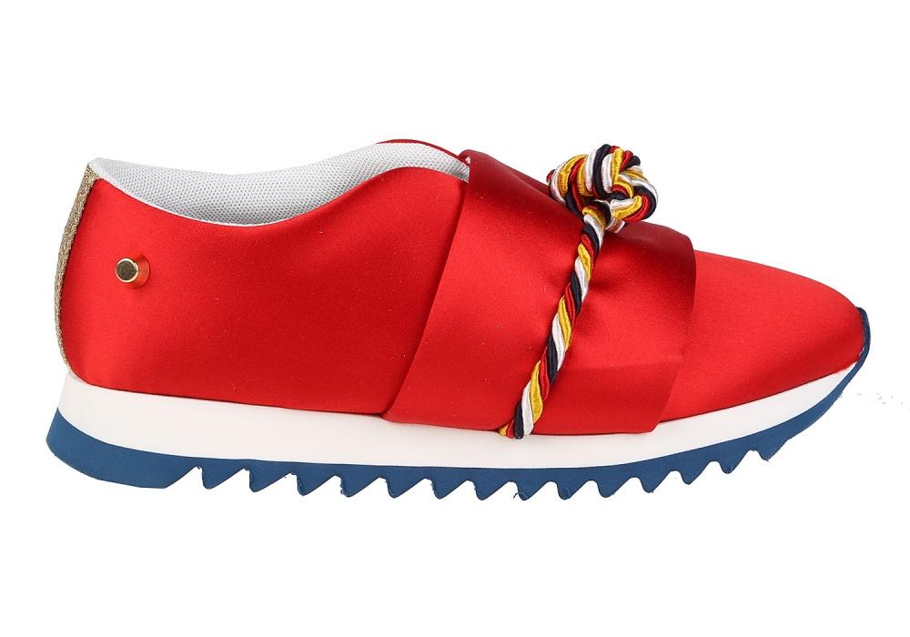 Кроссовки Judari красный