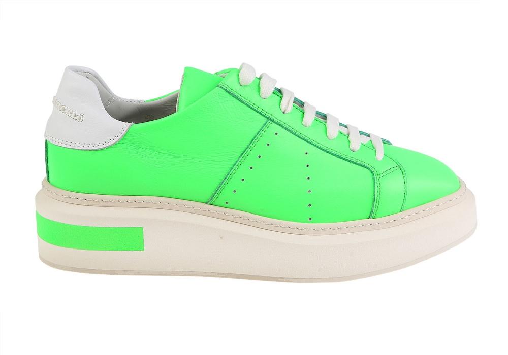 Кроссовки Manuel Barcelo зеленый
