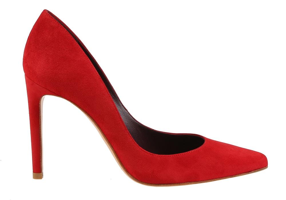 Туфли Stuart Weitzman красный