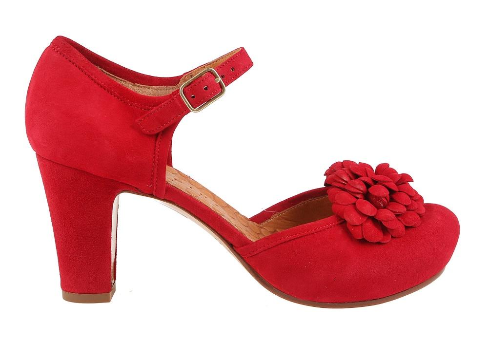 Туфли Chie Mihara красный