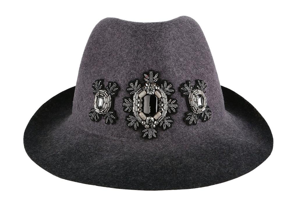 Шляпы My Bob серый