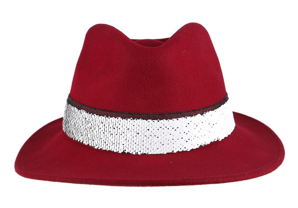 Шляпы Don Бордовый