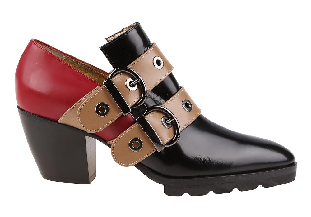 Ботинки Steiger Paris черный