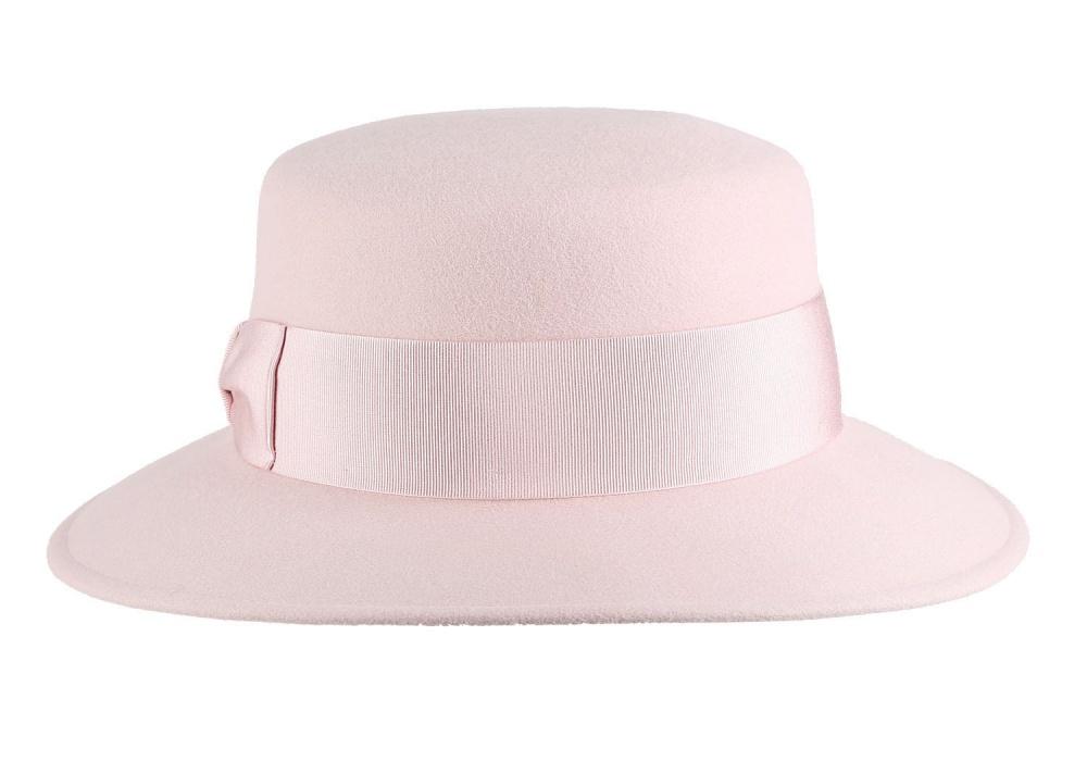Шляпы Borsalino розовый