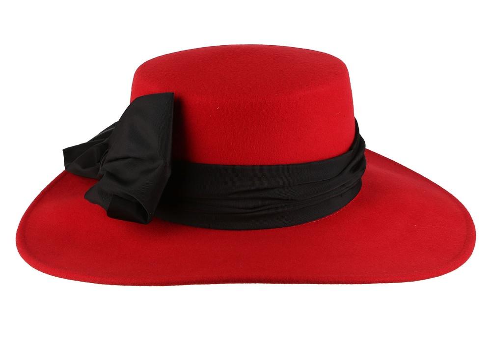 Шляпы Eugenia Kim красный