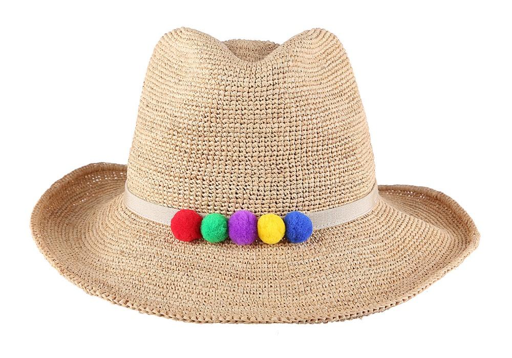 Шляпы Marzi бежевый