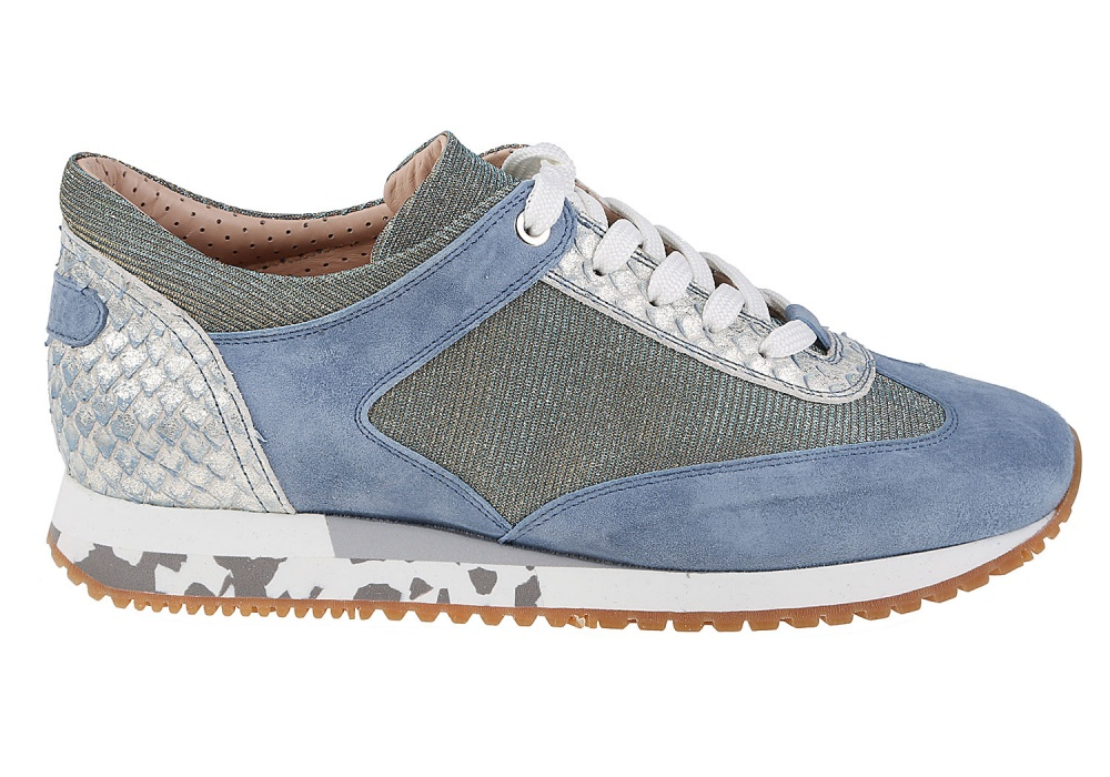 Кроссовки Pertini голубой