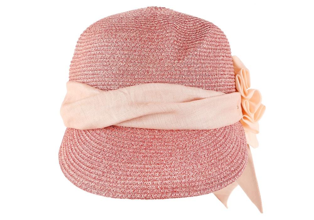 Кепи Ca4la розовый