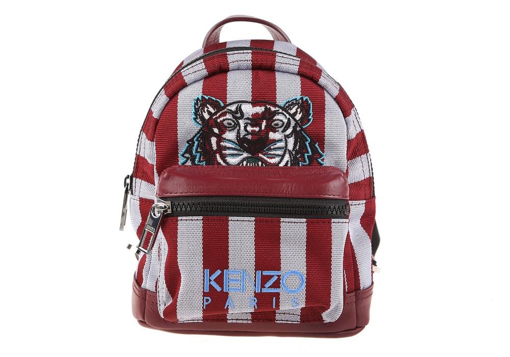 рюкзаки Kenzo красный