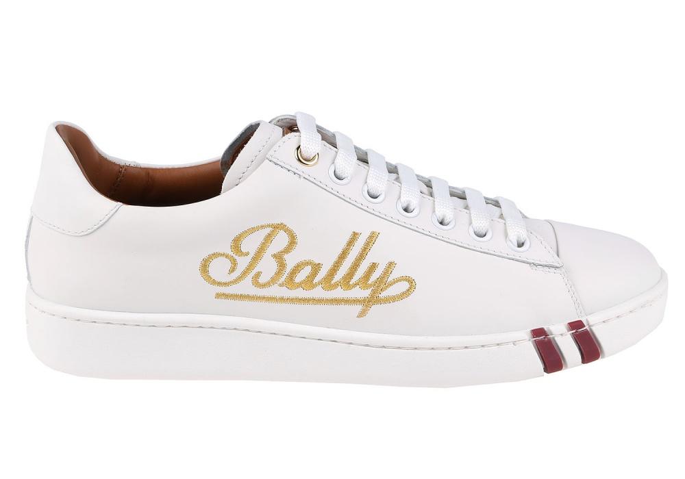 Кеды Bally белый