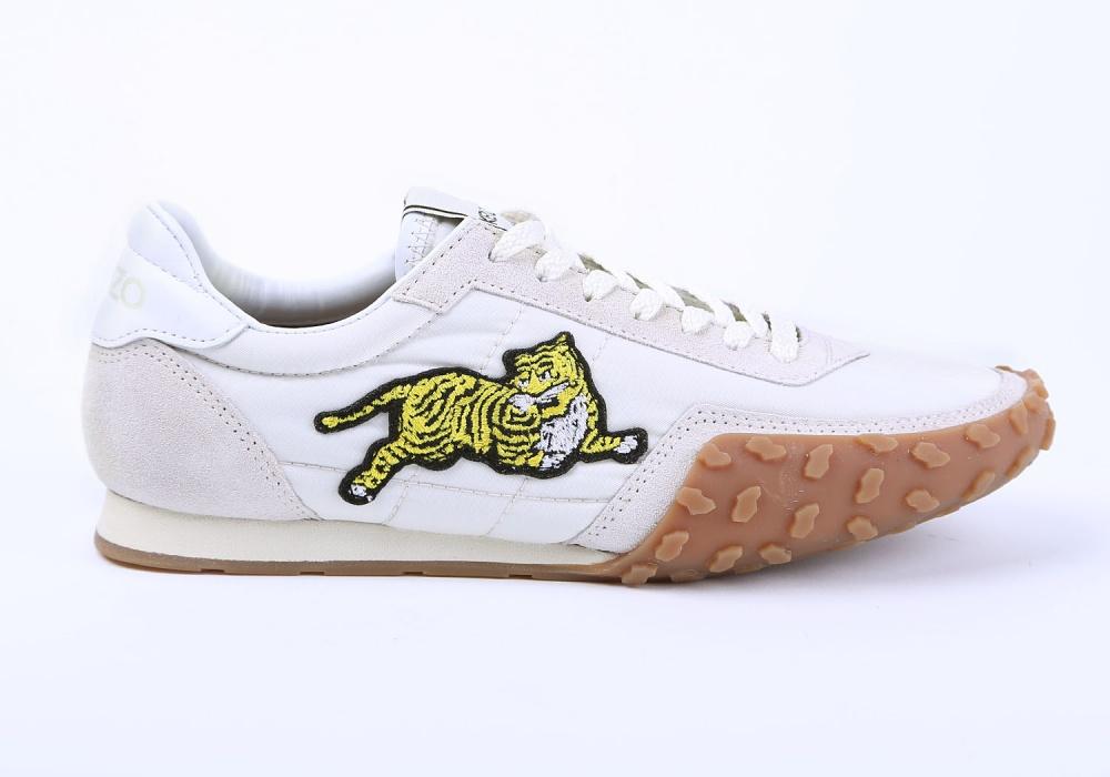 Кроссовки Kenzo белый