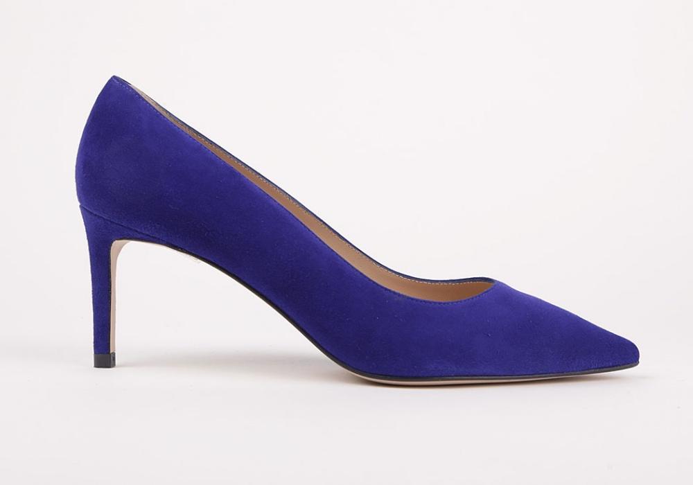 Туфли Stuart Weitzman синий