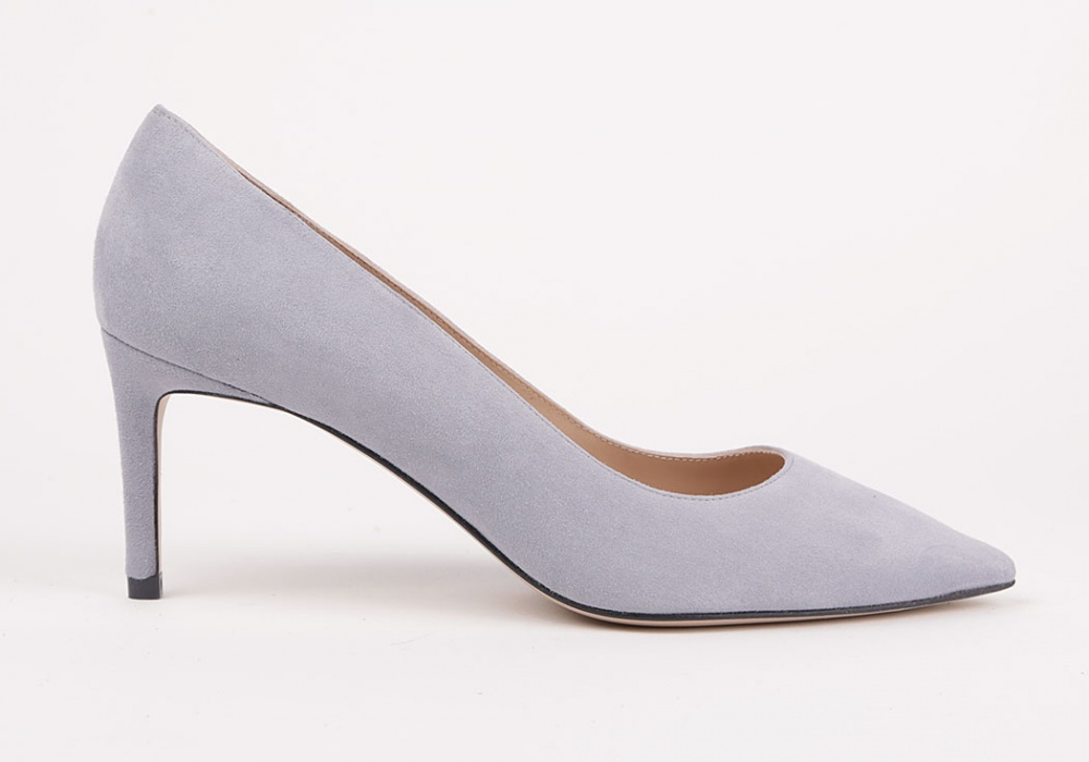 Туфли Stuart Weitzman серый